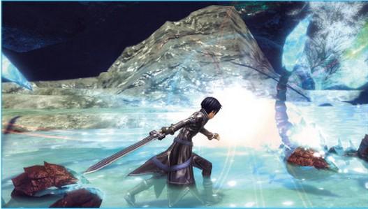 Sword art online dating sim