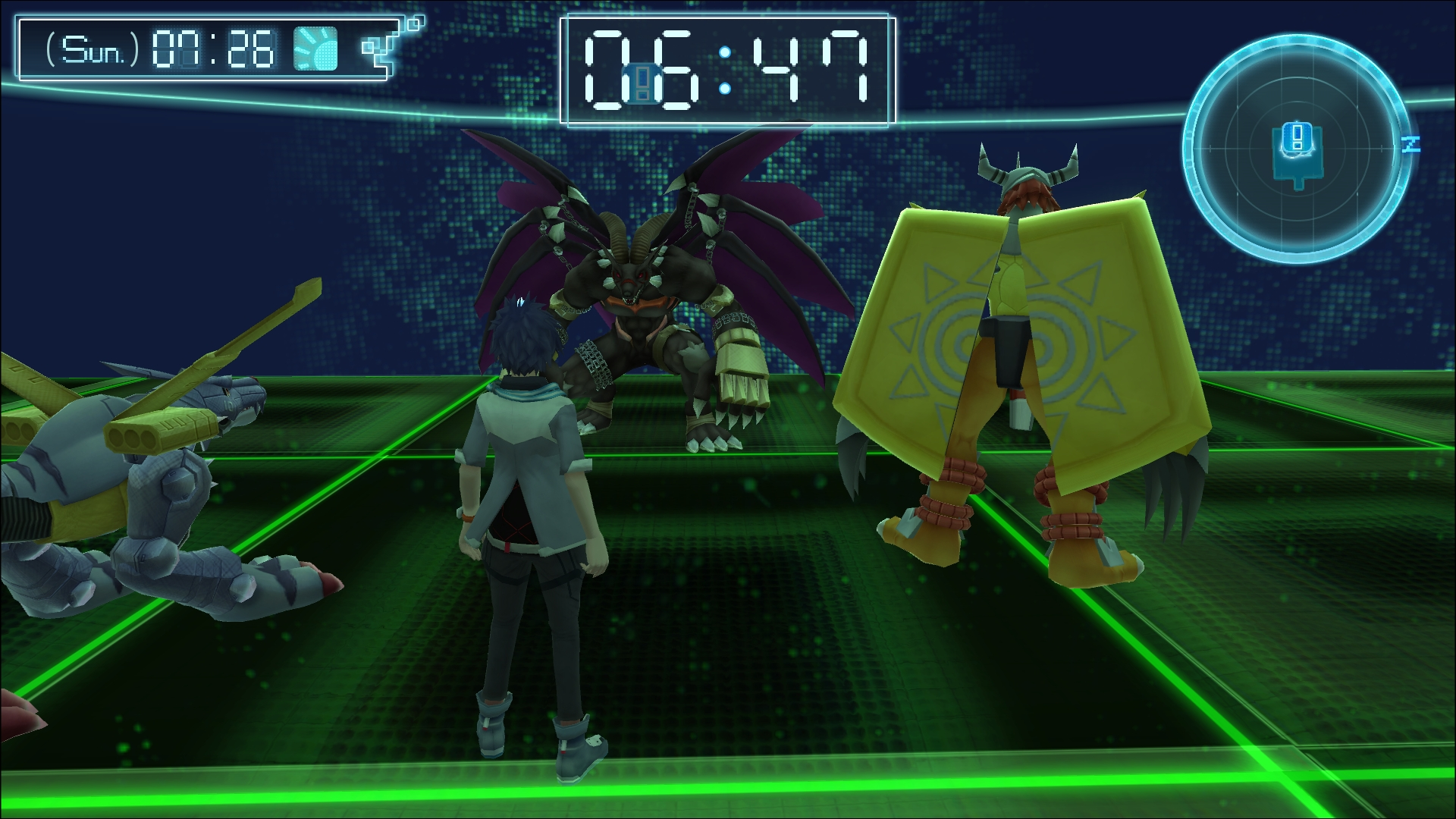 digimon world next order how to lowe