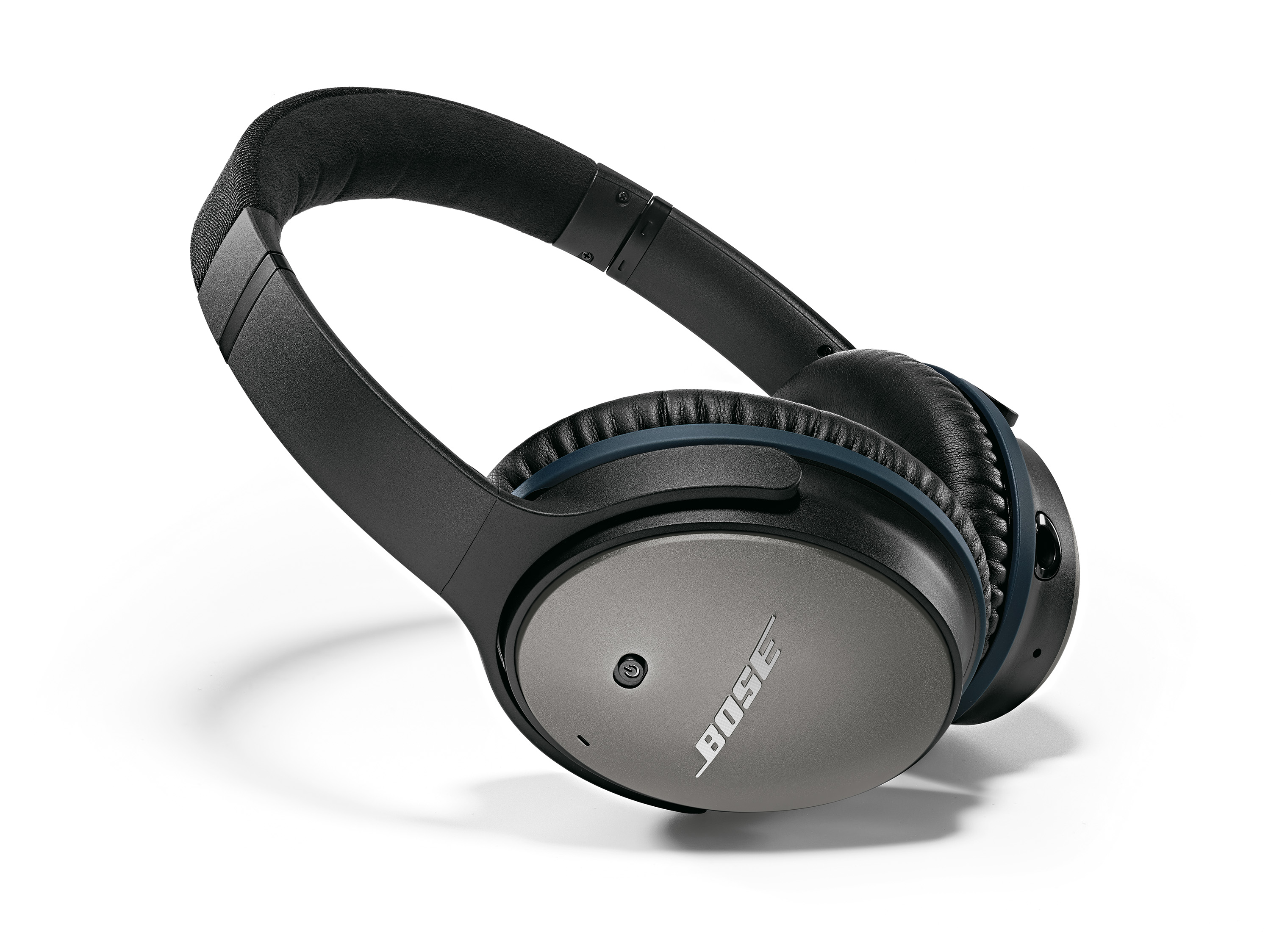 BOSE PRESENTA LE CUFFIE QUIETCOMFORT 25 ACOUSTIC NOISE CANCELLING