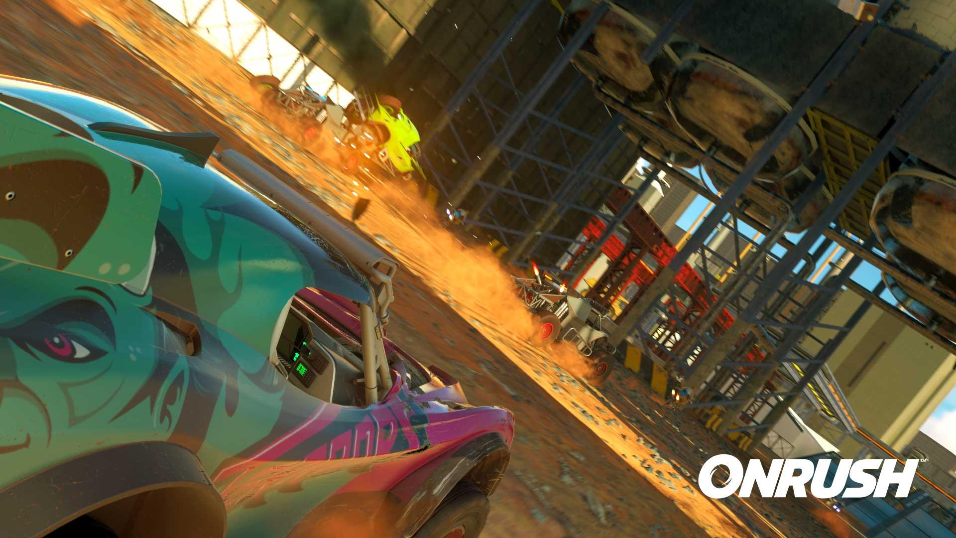 Onrush: annunciata la data d'uscita su PS4 e Xbox One