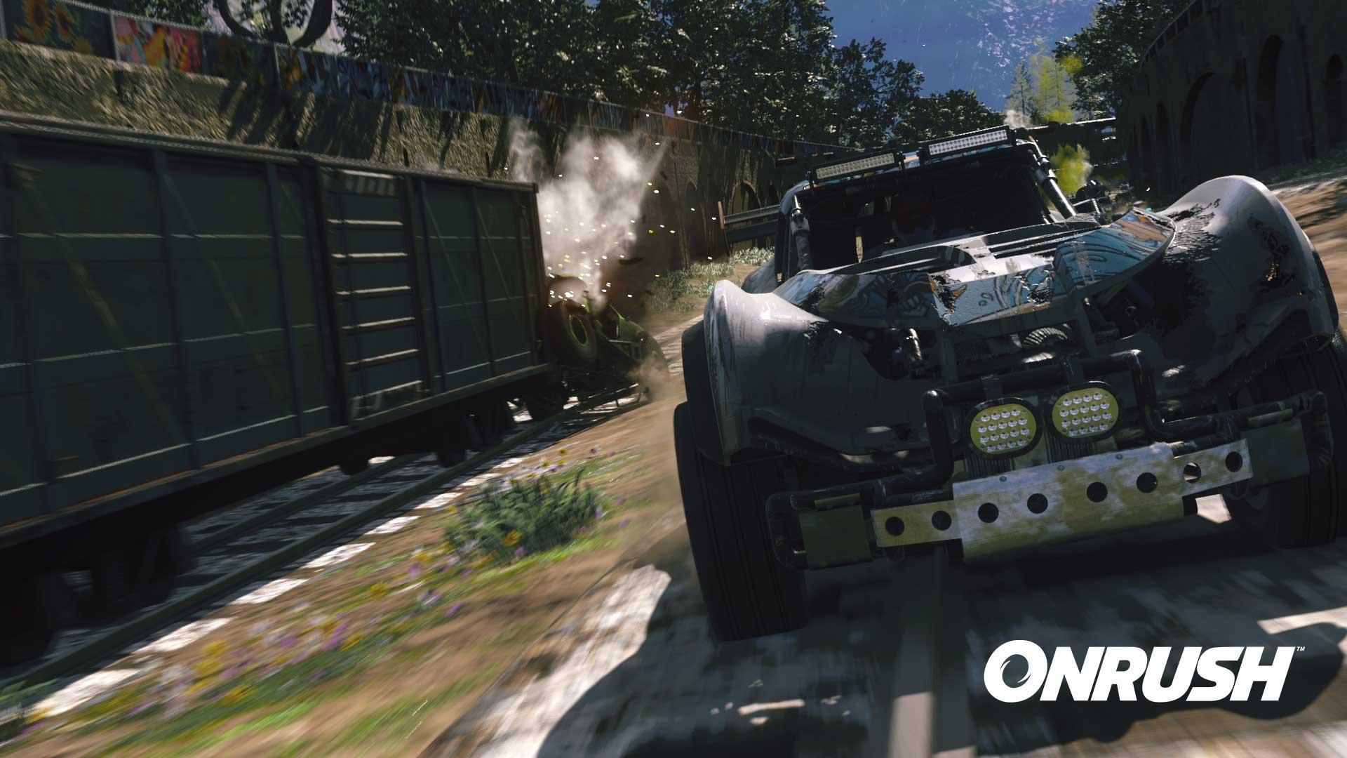 Onrush: il nuovo gioco degli autori di Driveclub uscirà a giugno