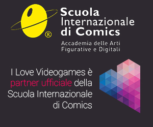 Partner ufficiale della Scuola Internazionale di Comics