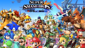 Super Smash Bros per 3DS / Wii U