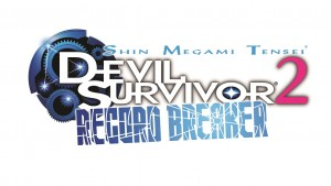 Devil Survivor 2 Record Breaker - Logo