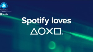 spotify loves playstation - playstation music