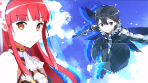 Sword Art Online: Lost Song - Rain Trailer