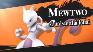 super smash bros per wii u super smash bros per 3ds mewtwo