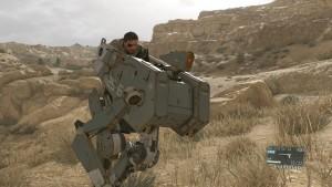 Metal Gear Solid V: Phantom Pain Snake's personal Mecha
