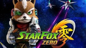 Starfox Zero Star fox Zero