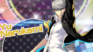 persona 4 dancing all night yu narukami