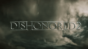dishonored 2-logo