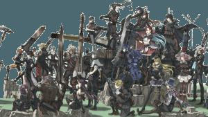 Valkyria of the Blue Revolution, Valkyria Chronicles