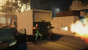 payday 2 The Aftershock Heist