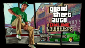Grand Theft Auto V GTA Online: Lowriders