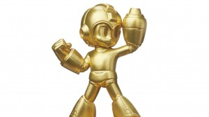 gold mega man