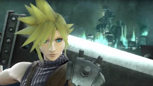cloud final fantasy vii super smash bros