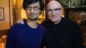 "hideo kojima e james ""midge"" ure"