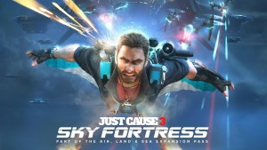 just cause 3 sky fortress