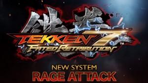 tekken 7 rage attack