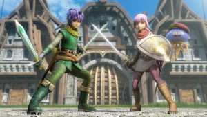 dragon quest heroes II