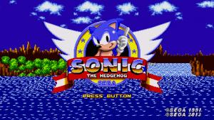 Sonic Apple TV SEGA