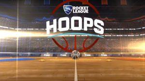 rocket league hoops mode