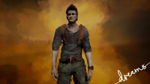 Uncharted 4: tributo a Nathan Drake in Dreams