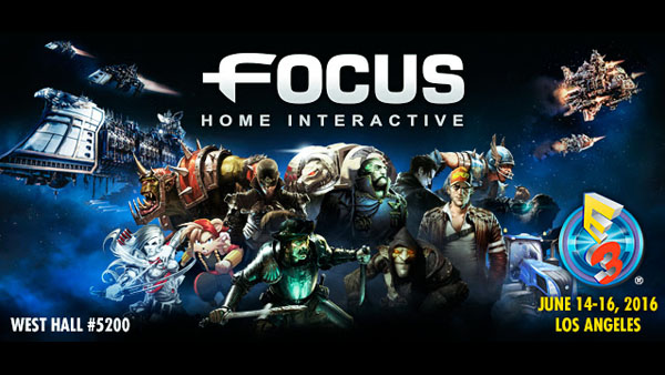 Focus Home Interactive E3