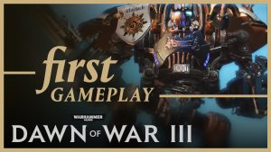 warhammer 40k DoW III