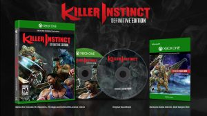 Killer Instinct: Definitive Edition