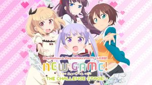 New Game! The Challenge Stage!