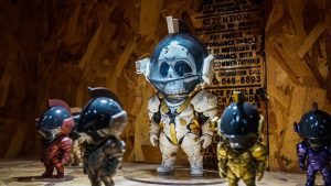 Ludens Figures - Kojima Productions