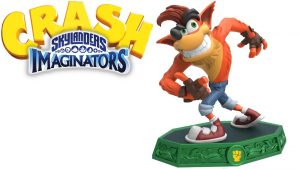 crash skylanders imaginators