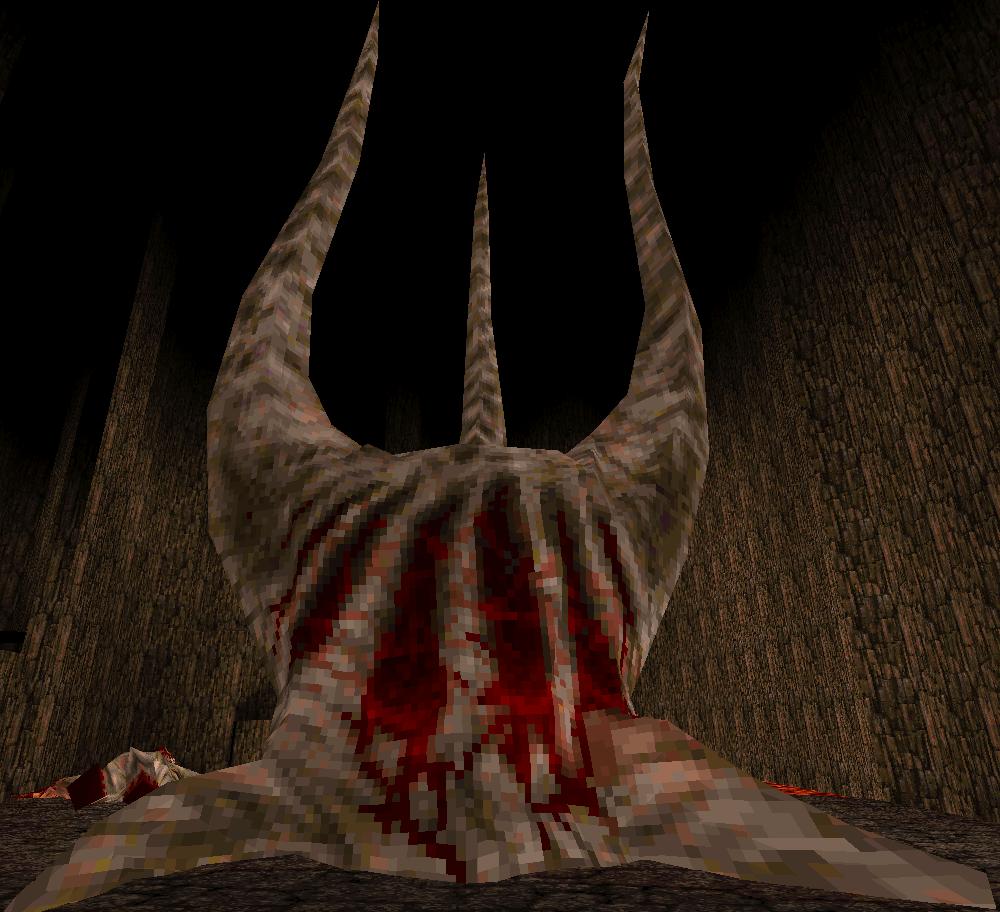 Shub Niggurath Quake