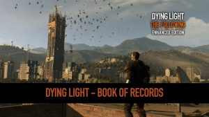 Dying Light Book Of Records