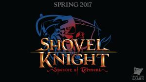 shovel knight specter of torment logo