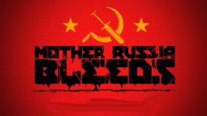 mother russia bleeds steam logo