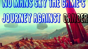 no man's sky: utenti contro il cancro