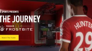 FIFA 17 il viaggio