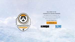 Overwatch Winter Premiere