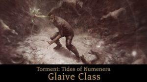 Torment: Tides of Numenera Glaive