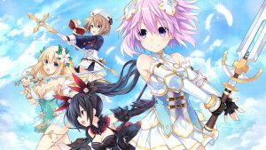 four goddesses online cyber dimension neptune