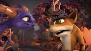 Skylanders Academy Crash Bandicoot