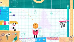 Snipperclips Cut It Out, Together Nintendo Switch
