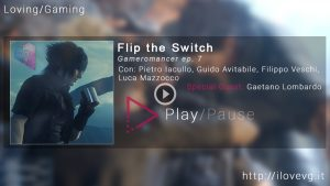 Gameromancer 7 Flip The Switch Cover