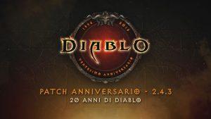 Diablo III 3 aggiornamento
