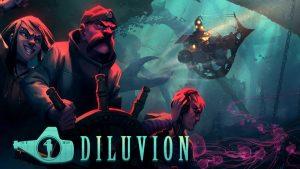 diluvion kickstarter