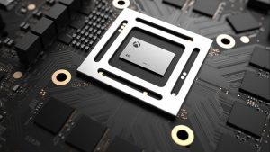project scorpio chip