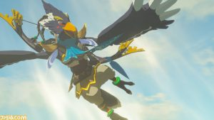 the legend of Zelda: Breath of the wild Reebal
