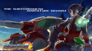 Inti Creates Blaster Master Zero